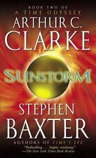 Time Odyssey: Sunstorm Bk. 2 by Arthur C. Clarke and Stephen Baxter (2006,...