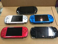 Sony PSP 3000 handheld console Random color