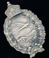 Antique World War 1 WWI WW1 German Prussian Pilot's Badge Medal 1914-18