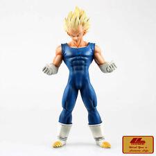 "Dragon ball Z Master Stars Piece MSP Super Saiyan Vegeta 9"" PVC Figure Toy Gift"