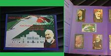 Folder commemorativo Nuova Chiesa - Padre Pio - Con 10 card telefoniche