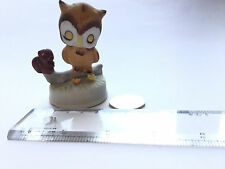 China Owl & Squirrel figurine.