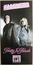THE RAVEONETTES Pretty In Black 2005 POSTER 2-Sided