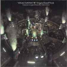 Final Fantasy VII (7) SOUNDTRACK 4 CD BOX - NEU