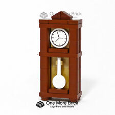 LEGO Grandfather Clock - Custom furniture for your Minifigure House