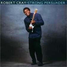 ROBERT CRAY : STRONG PERSUADER (CD) Sealed