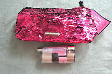 NWT $70 Victoria's Secret Sequin Bling Gift Clutch Bag Set Of 5 Pcs (Bombshell)