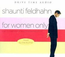 For Women Only CD: What You Need to Know About the Inner Lives of Men Audio Book