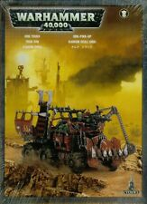 Ork Trukk-WARHAMMER 40,000 40k-GAMES WORKSHOP SPACE Orks Orchi ORX Pirati