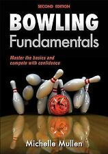 NEW Bowling Fundamentals by Michelle Mullen Paperback Book (English) Free Shippi