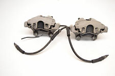 "MK1 Audi TT VW GTI 20th 12.3"" Front Brakes Brake Calipers Carriers Oem 2000-2006"