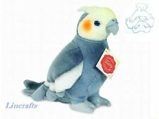 Cockatiel Plush Soft Toy Parakeet  Bird by Teddy Hermann Collection.94109