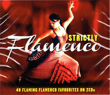 STRICTLY FLAMENCO * New 2-CD Import Boxset *Carlos Montoya, Sabicas, & many more