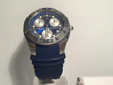 New - Reloj Watch TECHNOMARINE Sport Reef Blue 40 mm - With Warranty