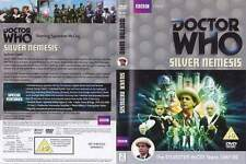 Doctor Who - Silver nemesis - Dr Who - dispatch in 24 hours UNSEALED BUT NEW!!!