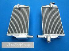 Brand New Aluminum Radiator Set for Honda CR250R CR250 CR 250 R 02 03 04