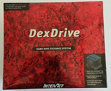 NEW Nintendo 64 Dex Drive Memory Card to PC Game Save Exchange Transfer System