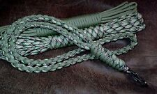 ID-Badge/EDC/Neck-Knife,(SWAMP-THING��MOSS)550 paracord lanyard/Nite-Ize S-hook