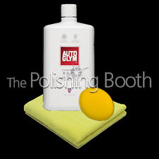 Autoglym Super Resin Polish 1000ml Avec Microfibres and Applicateur