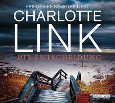 Link, Charlotte - Die Entscheidung - CD