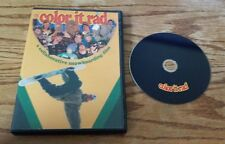 Color It Rad: A Collaborative Snowboarding Film (DVD, 2007) stunts FYC Pictures