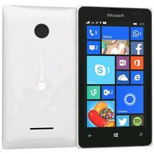 NEW IN BOX Microsoft Lumia 435 8GB 4G White Prepaid Smartphone