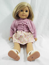 "Pleasant Company American Girl 18"" Doll  KIT KITTREDGE Pre Owned"