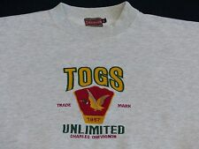 * Charles Chevignon vintage pull * togs unlimited * hooligans * zx * Gr: xl * tip top