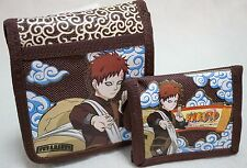 NARUTO Gaara Wallet & Coin Case Set JAPAN ANIME MANGA SHONEN JUMP