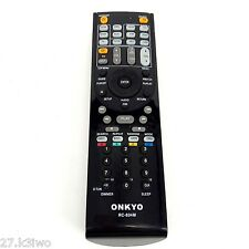 New Replace Onkyo RC-834M Remote Control For HT-S6500 HT-S7500 TX-NR414 HT-R758