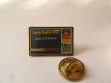 PIN'S Carte Conforama