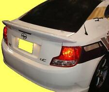 Fits 2011 2012 2013 Scion TC NEW OE Factory Style Primer Un-painted Spoiler Wing