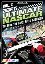 ESPN Ultimate Nascar - Vol. 2: The Dirt, The Cars, Speed & Danger w/ Bonus