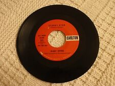 GARY STITES  STARRY EYED/WITHOUT YOUR LOVE  CARLTON 521