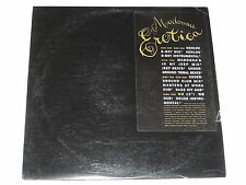 "MADONNA erotica 12""x2 DOUBLE RECORD SET PROMO SHEP PETTIBONE BREAKS HOUSE 1992"