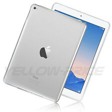 For iPad Air 2 / ipad 6 New Clear TPU Jelly Gel Rubber Soft Case Skin Cover US
