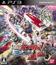 Used PS3 Mobile Suit Gundam: Extreme VS. (Sony PlayStation 3, 2012) Japan Import