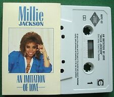 Millie Jackson An Imitation of Love Cassette Tape - TESTED