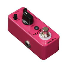 New Mooer Ana Echo Analog Delay Micro Guitar Effects Pedal!