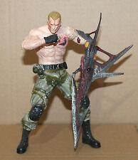 Resident evil Krauser Action figure 17cm (Neca)