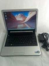 "Dell Mini 1210 Netbook 12.1""/Atom CPU/1GB/80GB HD/WiFi/Webcam/Win 7 (White)"