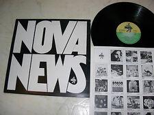 SAMPLER NOVA NEWS Amon Düül II, Message  u.a. 1975