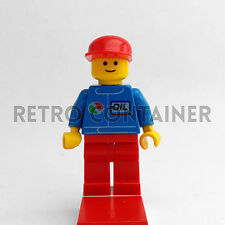 LEGO Minifigures - Gas Station Worker - oct050 - Octan Omino Minifig Set 9247