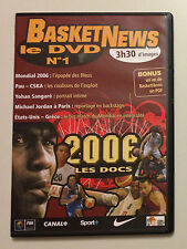 DVD BASKET NEWS N°1 // MICHAEL JORDAN A PARIS // USA - GRECE