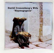 (GE797) David Cronenberg's Wife, Hypnagogues - DJ CD