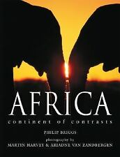 Africa: A Continent of Contrasts, General, Essays & Travelogues, Guidebooks, Pic