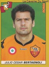 JULIO SERGIO # BRAZIL AS.ROMA RARE UPDATE STICKER CALCIATORI 2008 PANINI