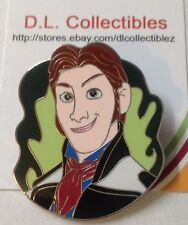 Disney Frozen Smiles Smirks and Sneers Mystery Hans Pin