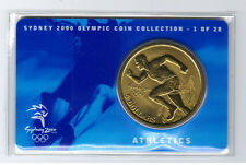 2000 $5 RAM UNC Coin Sydney Olympic Coin - NO OUTER COVER - 1 of 28 - Athletics
