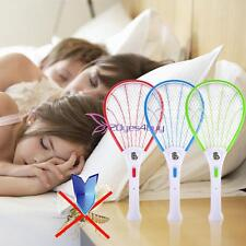 Mosquito Swatter Electric Bug Pest Insect Fly Wasp Handheld Racket Zapper Killer